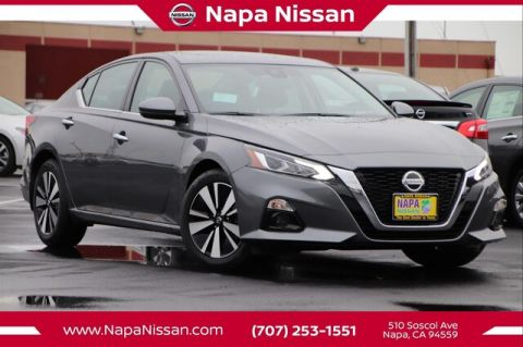 New 2020 Nissan Altima 2.5 SL With Navigation