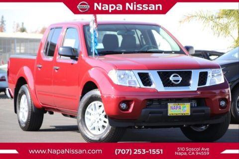 New 2019 Nissan Frontier SV RWD Truck