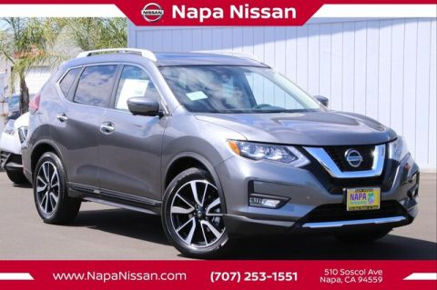 New 2019 Nissan Rogue SL With Navigation