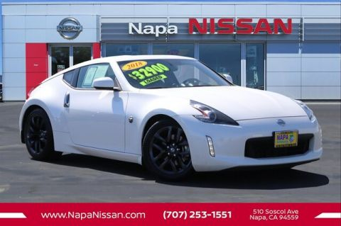 Certified Pre-Owned 2018 Nissan 370Z Touring RWD Coupe